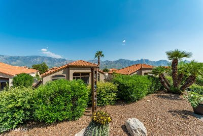 Oro Valley Single Family Home For Sale: 13958 N Cirrus Hill Drive