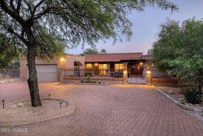 Tucson Single Family Home For Sale: 3820 N River Hills Drive