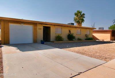 Tucson Single Family Home For Sale: 3112 S Marvin Avenue