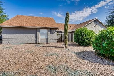 Tucson Single Family Home For Sale: 4911 W Waterbuck Drive
