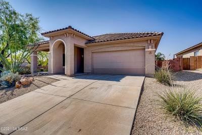 Marana Single Family Home For Sale: 3429 W Wing Tip Drive