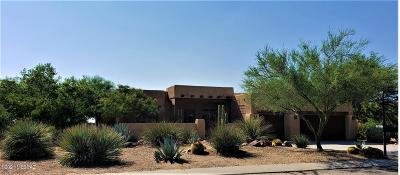 Oro Valley Single Family Home For Sale: 12201 N Tall Grass Drive