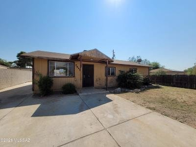 Tucson Single Family Home For Sale: 2640 N Fairview Avenue