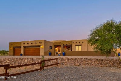 Tucson Single Family Home For Sale: 4792 W Oasis Road