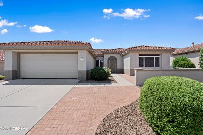 Oro Valley Single Family Home For Sale: 14143 N Biltmore Drive