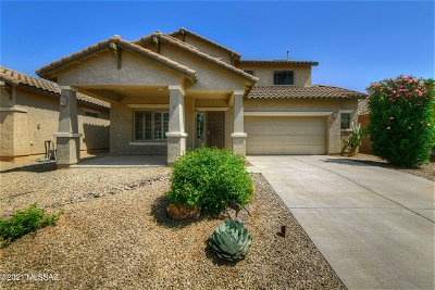 Marana Single Family Home For Sale: 3438 W Wing Tip Drive
