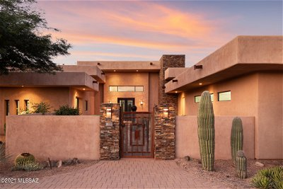 Vail Single Family Home For Sale: 15145 E Two Bar X Ranch Place