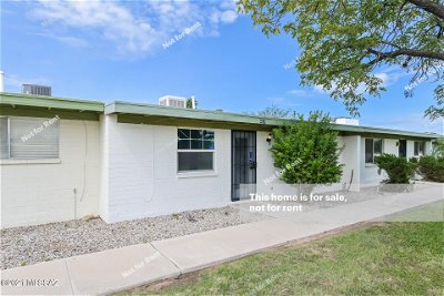 Tucson Townhouse For Sale: 4019 S Shady Palm Drive