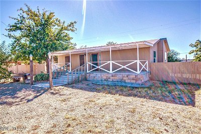 Tucson Single Family Home Active Contingent: 9045 W Claude Street