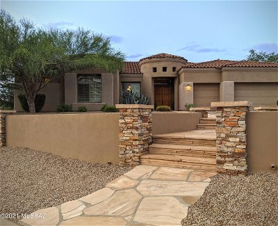 Vail Single Family Home Active Contingent: 10600 S Cave Primrose Court