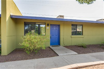 Tucson Condo Active Contingent: 350 N Silverbell Road #58