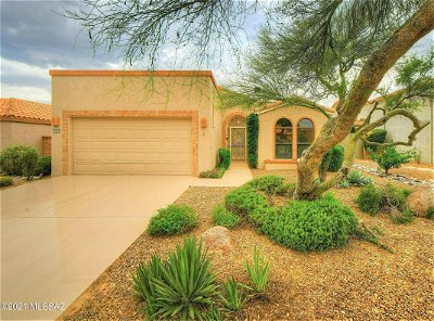 Oro Valley Single Family Home For Sale: 14295 N Copperstone Drive
