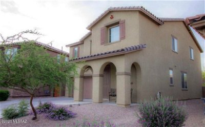 Tucson Single Family Home Active Contingent: 1102 W Redlands Drive