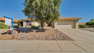 Oro Valley Single Family Home For Sale: 1055 E Boulder Pass