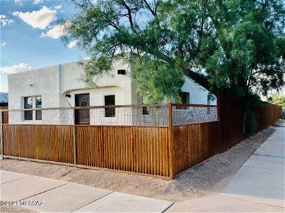 Tucson Single Family Home Active Contingent: 1102 W Erie Street