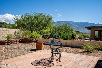 Tucson Single Family Home Active Contingent: 38121 S Desert Bluff Drive