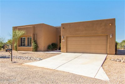 Tucson Single Family Home For Sale: 3932 S Tree Frog Place