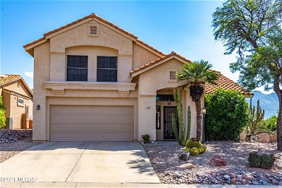 Oro Valley Single Family Home Active Contingent: 1249 W Sandtrap Way