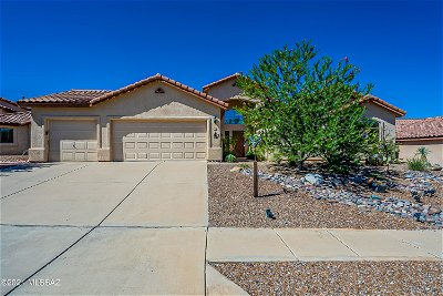 Tucson Single Family Home Active Contingent: 351 N Doeskin Place