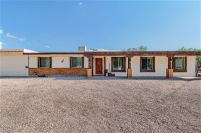 Tucson Single Family Home For Sale: 3408 N Tres Lomas Drive