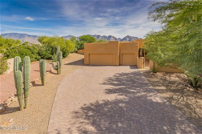 Oro Valley Single Family Home For Sale: 12032 N Tall Grass Drive