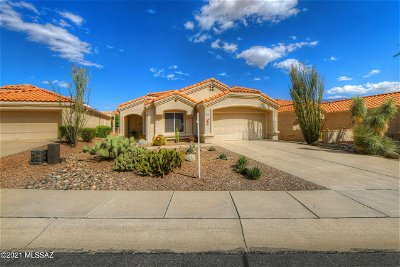 Oro Valley Single Family Home For Sale: 14242 N Cirrus Hill Drive