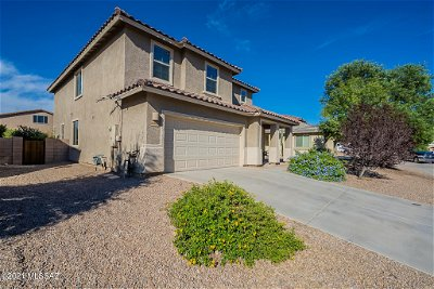 Vail Single Family Home Active Contingent: 10465 S Cutting Horse Drive