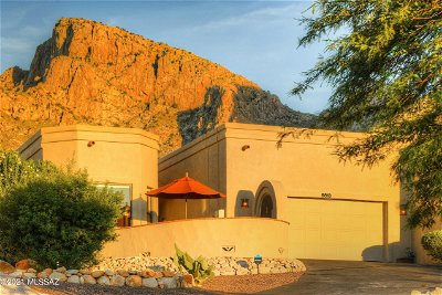 Oro Valley Single Family Home For Sale: 9813 N Ridge Shadow Place