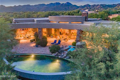 Oro Valley Single Family Home For Sale: 14123 N Hohokam Village Place