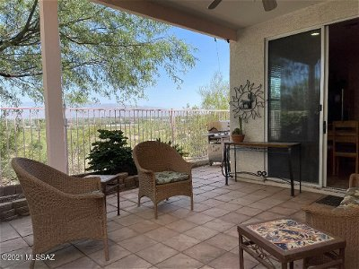 Tucson Single Family Home For Sale: 1053 S Pantano Overlook Drive