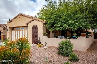 Oro Valley Single Family Home Active Contingent: 13355 N Barlassina Drive