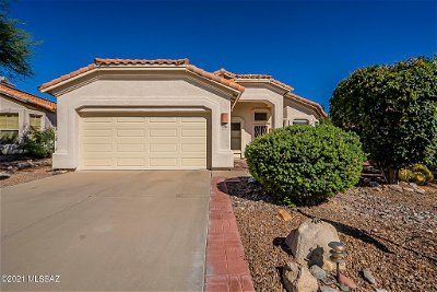 Oro Valley Single Family Home Active Contingent: 12246 N Sterling Avenue