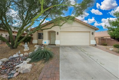 Marana Single Family Home For Sale: 5457 W Panther Butte Street