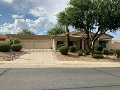 Oro Valley Single Family Home Active Contingent: 468 W Sunview Drive