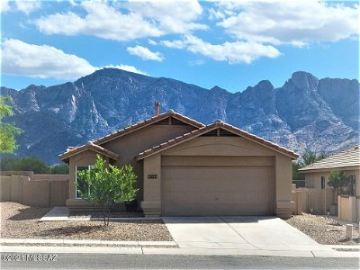 Oro Valley Single Family Home For Sale: 13200 N Classic Overlook Court