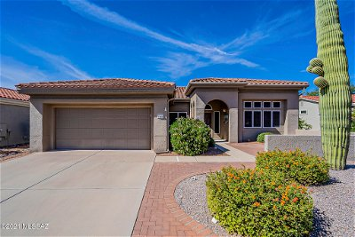 Oro Valley Single Family Home For Sale: 13945 N Sutherland Wash Way