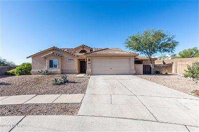 Marana Single Family Home For Sale: 12971 N Rocky Butte Place