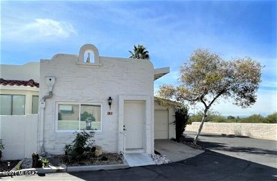 Tucson Townhouse For Sale: 6185 W Greystone Loop