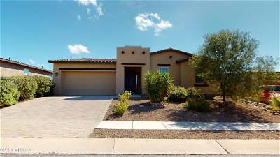 Tucson Single Family Home For Sale: 5167 W Cowmans Trail
