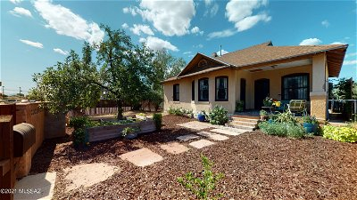 Tucson Single Family Home For Sale: 1124 S 4th Avenue