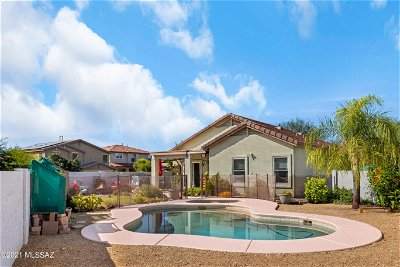 Oro Valley Single Family Home For Sale: 12866 N Desert Olive Drive
