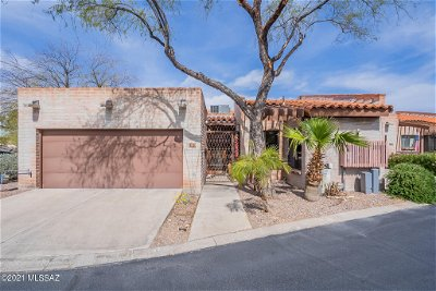 Tucson Townhouse For Sale: 1919 E Campbell Terrace