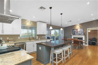 Tucson Single Family Home For Sale: 6840 N Firenze Drive