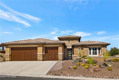 Tucson Single Family Home For Sale: 66862 E Wilderness Rock Drive