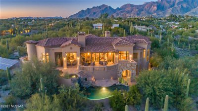 Tucson Single Family Home For Sale: 4865 N Camino Real
