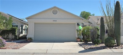 Tucson Single Family Home For Sale: 8130 N Millwheel Place
