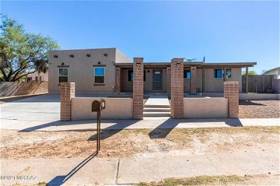 Tucson Single Family Home For Sale: 627 W Acadia Drive
