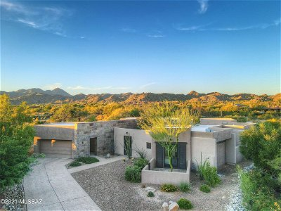 Oro Valley Single Family Home For Sale: 13978 N Bowcreek Springs Place
