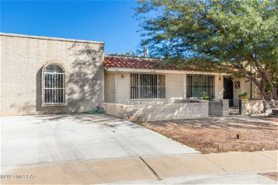 Tucson Townhouse For Sale: 1825 W Dominy Road
