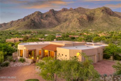 Tucson Single Family Home For Sale: 7718 N Ancient Indian Drive